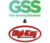 Ultra-low power, High Speed and Robust CO2 Sensors by GSS – Now Available Direct from Digi-Key